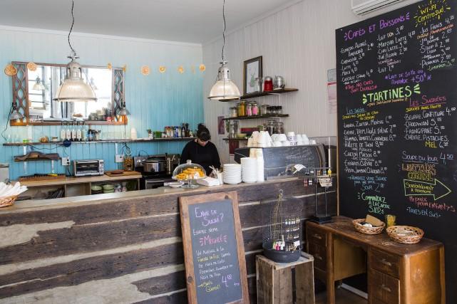 Le caféSfouf.... (PHOTO EDOUARD PLANTE-FRÉCHETTE, ARCHIVES LA PRESSE)
