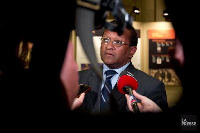 Le Parti libéral du Canada (PLC) refuse que... (Photo Alain Roberge, archives La Presse)