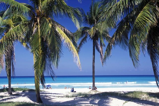 Une plage de Varadero... (PHOTO THINKSTOCK)