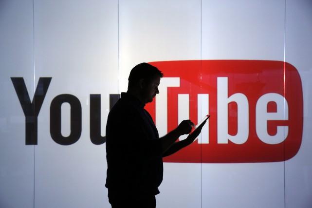 Le géant d'internet YouTube a annoncé mardi le lancement prochain aux... (PHOTO Chris Ratcliffe, ARCHIVES Bloomberg)