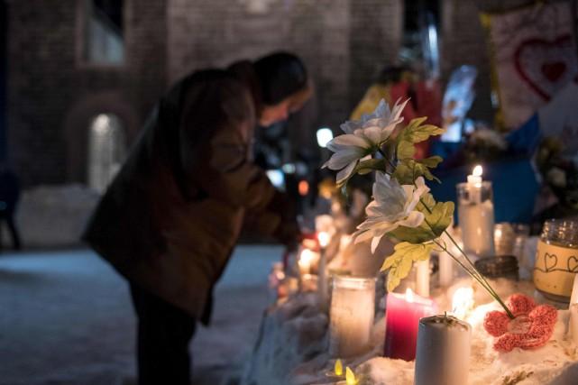 «Suite au drame, il s'est passé quelque chose... (AFP, Alice Chiche)