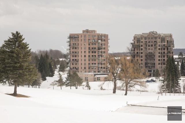«Contrairement à ce que le maire de Sherbrooke... (Archives, La Tribune)