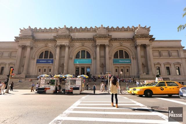 Le Metropolitan Museum of Art de New York... (Photo Martin Chamberland, archives La Presse)
