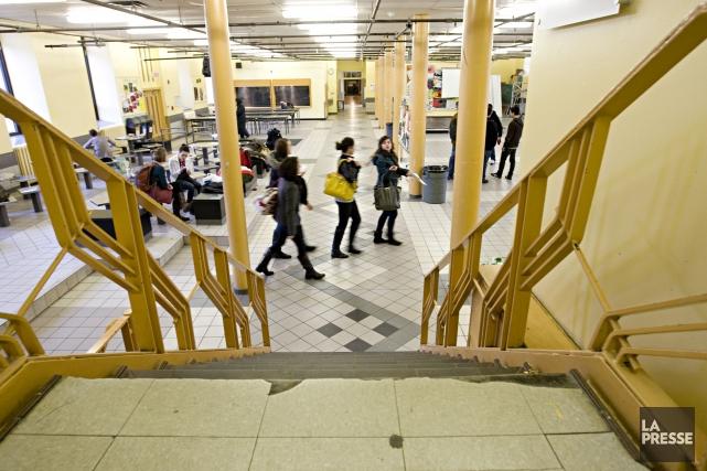 Un jugement vient de rappeler aux associations étudiantes qu'elles ne sont pas... (Photo François Roy, archives La Presse)