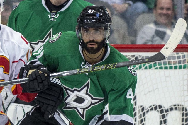 Johnny Oduya... (Photo Jerome Miron, archives USA Today Sports)