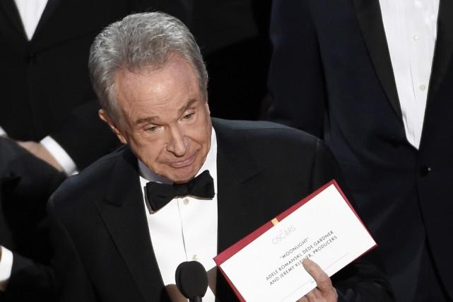Warren Beatty... (Photo Chris Pizzello, AP)