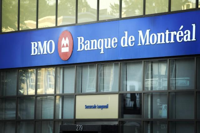 Deux des grandes banques canadiennes, dont la Banque... (La Presse photo Bernard Brault)