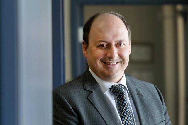 Le cofondateur de Gardium Sécurité, Dany Laflamme, veut... (Photo Robert Skinner, Archives La Presse)
