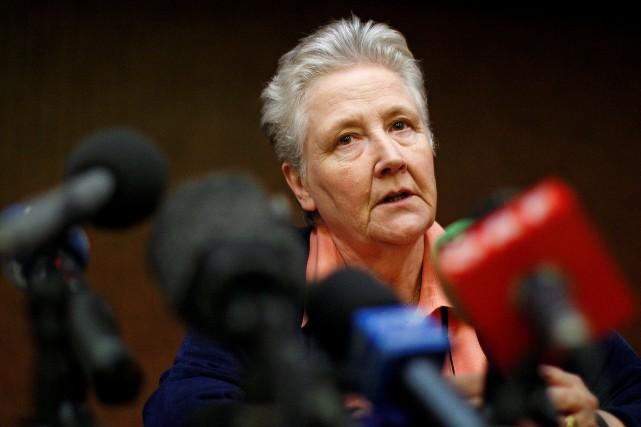 Marie Collins dénonce la «culture de résistance» au... (Photo Tony Gentile, Archives REUTERS)