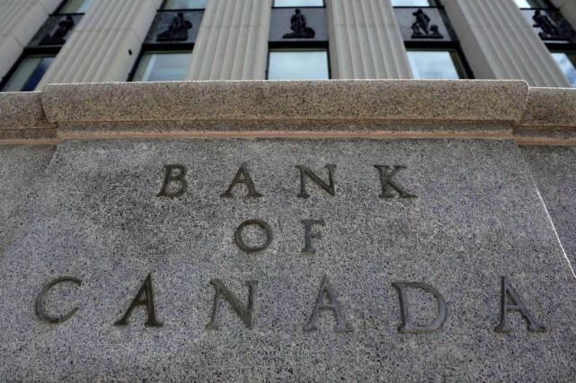 La Banque du Canada ne se montre aucunement... (Photo archives La Presse canadienne)