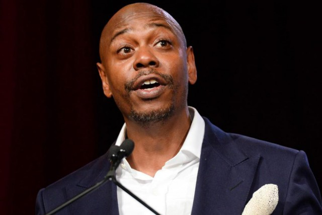 Dave Chappelle... (Photo Scott Roth, Archives La Presse)