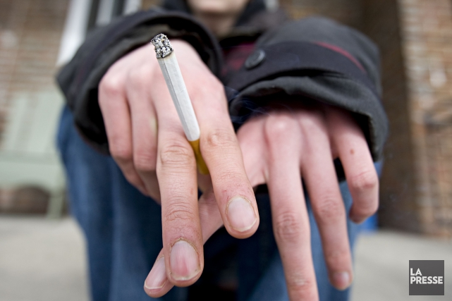 L'âge minimum pour acheter des produits du tabac... (Archives La Presse)