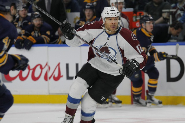 Jarome Iginla... (Photo Jeffrey T. Barnes, AP)
