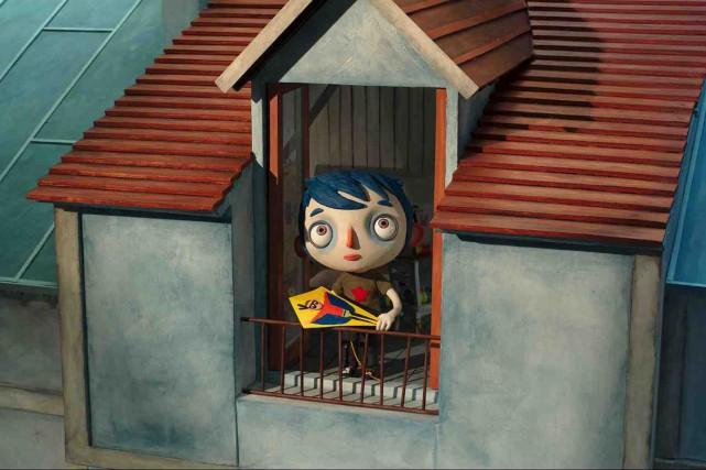 Ma vie de Courgette est une animation en... (Fournie par le Cinéma du Parc)
