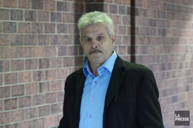 Sylvain Girard a été déclaré coupable des deux... (Sylvain Mayer)
