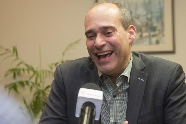 Pour le candidat à la direction du NPD... (Spectre Média, Julien Chamberland)