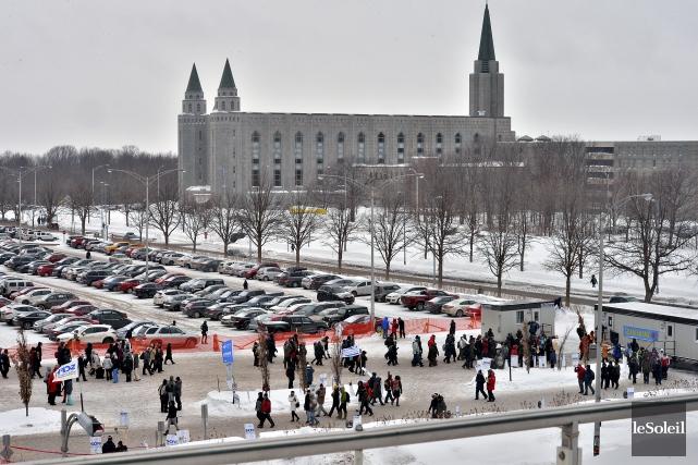 L'Université Laval doit rencontrer le conciliateur jeudi, mais... (Photothèque Le Soleil, Patrice Laroche)