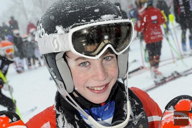 À la finale des Jeux du Québec à... (Photo Le Quotidien, Gimmy Desbiens)