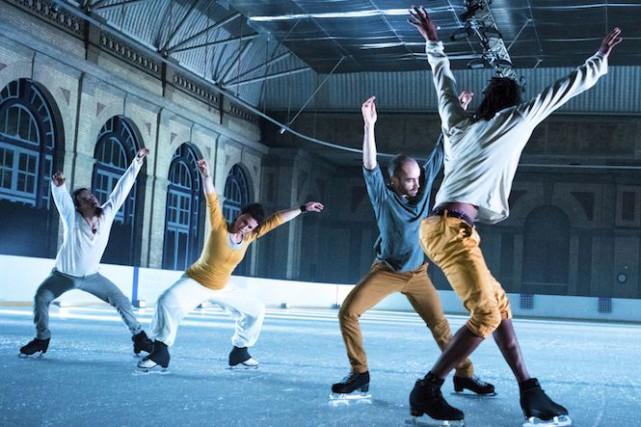 Vertical Influences sera à l'Aréna des Deux glaces... (Alicia Clarke)