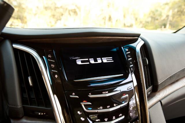 Cadillac va lancer une version nouvelle - et présumément meilleure - de son... (Photo fournie par Cadillac)