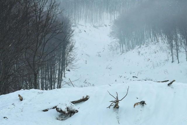 Selon des médias italiens, une vingtaine de skieurs,... (Photo Archives AP)