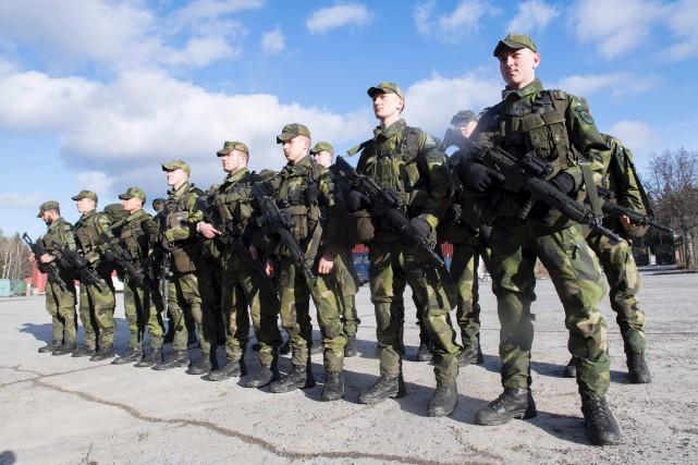 Le gouvernement de gauche de la Suède a... (AFP, Fredrik SANDBERG)