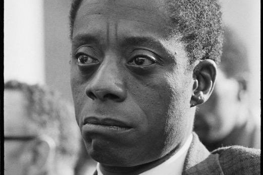 L'auteur James Baldwin... (photo Bob Adelma, archives associated press)