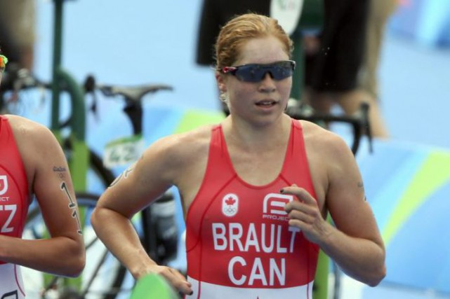 Sarah-Anne Brault... (PHOTO ADREES LATIF, archives REUTERS)