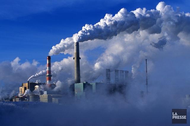 Erin O'Toole a laissé entendre que l'environnement n'était... (Photo archives La Presse)