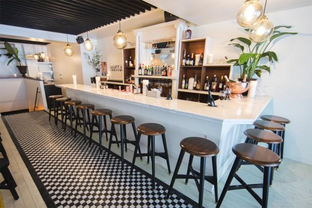Le nouveau bar à vin Magdalena, un projet... (Photo fournie par Madgalena/crédit Xavier Legault photographe)