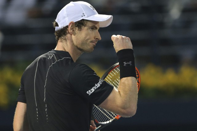 Andy Murray... (Photo Kamran Jebreili, AP)