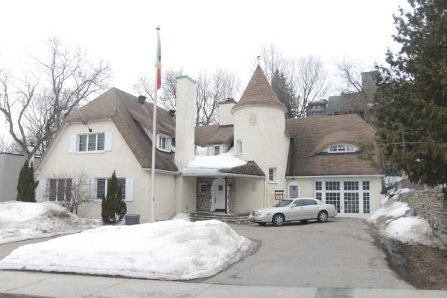 L'ambassade du Mali au Canada aurait offert une... (Etienne Ranger, Le Droit)