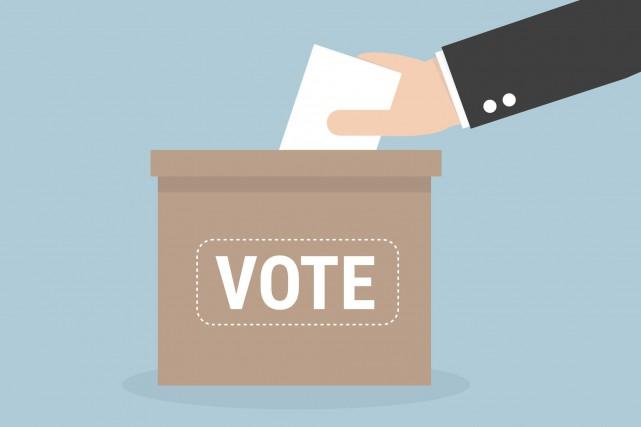 La fin première du référendum est de favoriser la participation des citoyens.... (123rf)