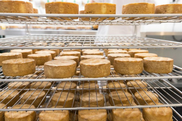 Les fromagers du Québec font preuve d'un optimisme... (Photo Hugo-Sébastien Aubert, La Presse)