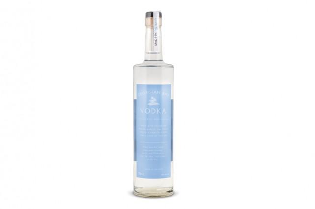 Des bouteilles de vodka font l'objet d'un rappel en Ontario parce qu'elles... (Photo LCBO)