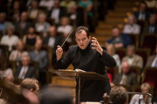 Le chef letton Andris Nelsons dirigera le Boston... (Photo Marco Borggreve, fournie par la production)