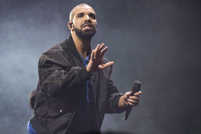 Drake... (Archives AP, Arthur Mola)