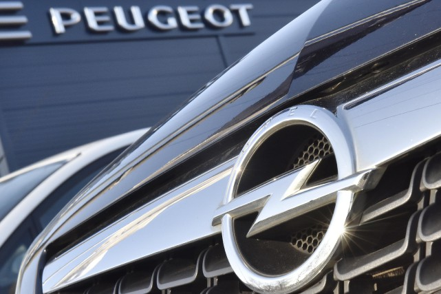 General Motors va vendre Opel à Peugeot.... (photo AP)
