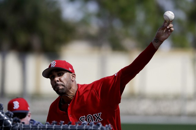 David Price... (Photo David Goldman, AP)