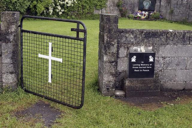 En 2014, un petit mémorial a été érigé... (Archives AFP)