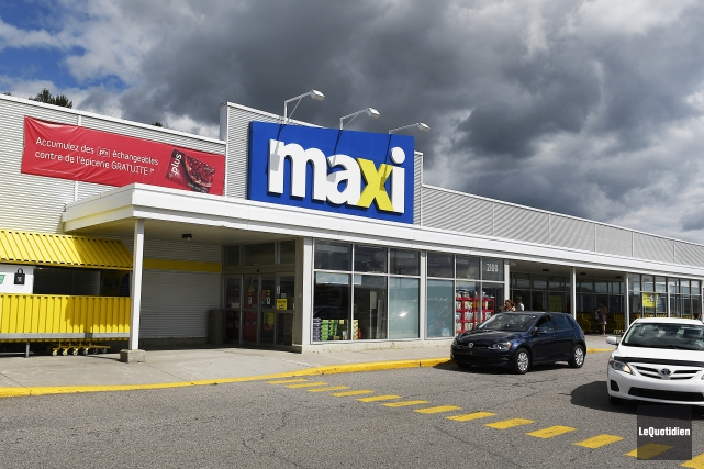 Maxi soutient une dizaine d'organismes communautaires du Saguenay-Lac-Saint-Jean.... (Archives Le Quotidien, Mariane L. St-Gelais)