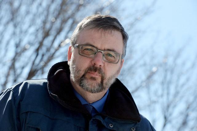 Le préfet de la MRC de Charlevoix-Est, Sylvain...