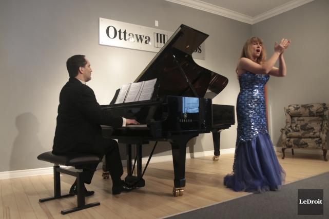 La Tosca de Puccini sera à Ottawa les10... (Etienne Ranger, Le Droit)
