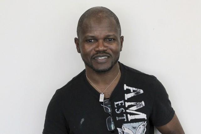 Blaise Ndala... (Photo courtoisie, Pascale Castonguay)