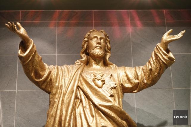 Les Soeurs du Sacré-Coeur de Jésus ne vivent... (Archives, Le Droit)