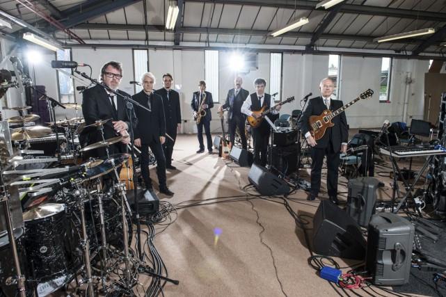 King Crimson se produira au Centre Vidéotron le... (Fournie par King Crimson)