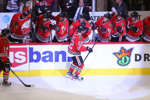 Artemi Panarin... (Photo Dennis Wierzbicki, USA TODAY Sports)