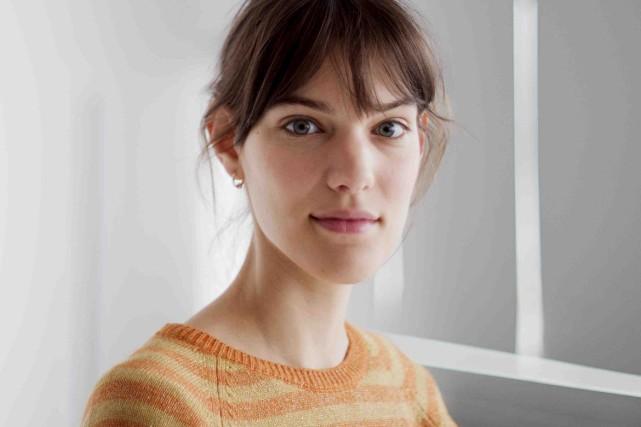 Charlotte Cardin met de l'avant son propre univers... (La Presse, Alain Roberge)
