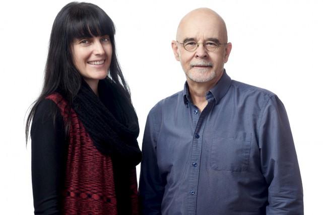 Isabelle Duval et Jean Désy relatent dans La... (Courtoisie)