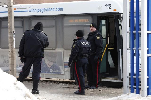 Des inquiétudes ont été exprimées depuis qu'un chauffeur... (Photo John Woods, archives La Presse canadienne)